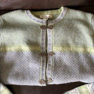 Susan Bristol wool sweater